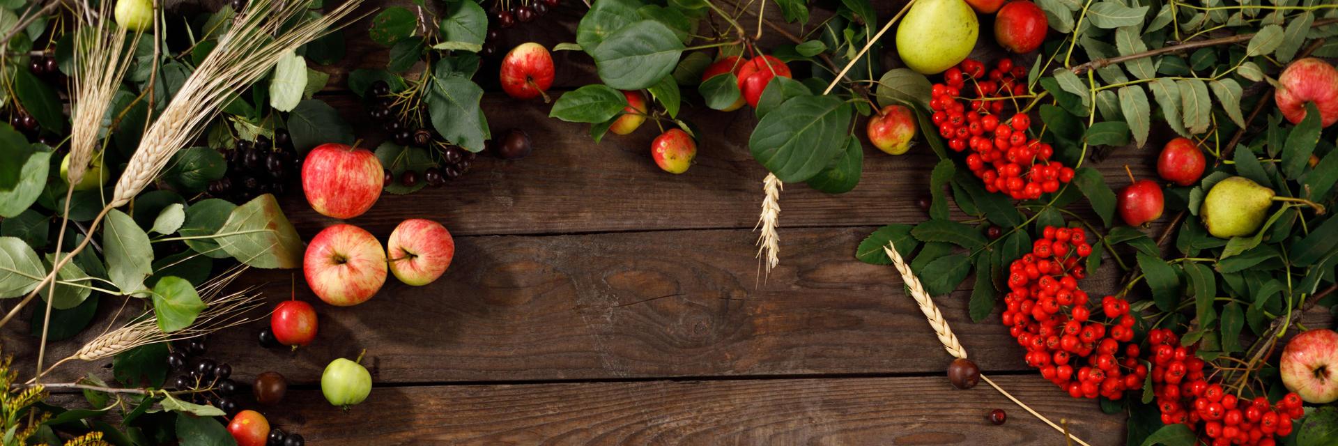 høst grønnsaker