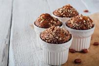 Hverdagsbrød i muffinsformer