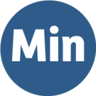Deler av MinMat logo