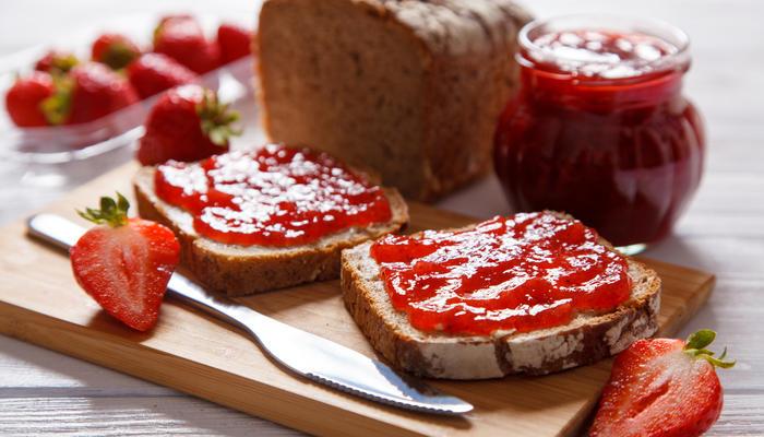 Jordbærsyltetøy