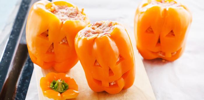 Jack-o'-lantern paprika